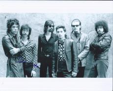 Seth Justman The J Geils Band Signed Autographed 8x10 Photo F