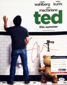Seth Macfarlane Autographed Signed Ted 11x14 Photo PSA/DNA S56758