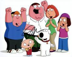 Seth Macfarlane Family Guy Signed Autographed Photo UACC RD AFTAL RACC TS