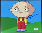 Seth Macfarlane Signed 8x10 Photo Autograph Psa Dna Coa Family Guy Stewie