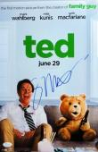Seth MacFarlane Signed Autographed 11X17 Photo Ted Movie Poster JSA S79355