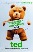 Seth MacFarlane Signed Autographed 11X17 Photo Ted Movie Promo Poster JSA S79354