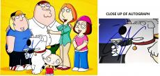 Seth Macfarlane Signed - Autographed Family Guy Creator and Voice Actor 11x14 inch Photo - Guaranteed to pass PSA/DNA or JSA