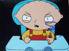 Seth Macfarlane Signed - Autographed FAMILY GUY STEWIE 8x10 inch Photo - Guaranteed to pass PSA or JSA - Creator and Voice Actor