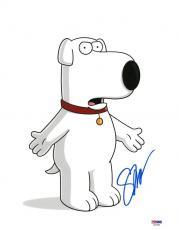 Seth MacFarlane Signed Family Guy Autographed 11x14 Photo PSA/DNA #AB31962