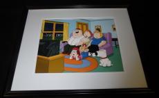 Seth MacFarlane Signed Framed 11x14 Photo Poster JSA Family Guy