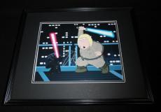Seth MacFarlane Signed Framed 11x14 Photo Poster JSA Family Guy Blue Harvest