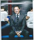 Seth Meyers Snl Saturday Night Live Signed Autographed 8x10 Photo Late Night #2