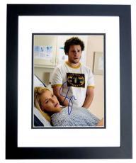 Seth Rogen Signed - Autographed Knocked Up 8x10 Photo BLACK CUSTOM FRAME