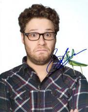 Seth Rogen Signed - Autographed KUNG FU PANDA 8x10 Photo