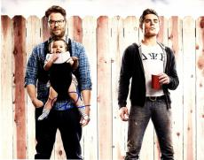 Seth Rogen Autographed Signed 11x14 Neighbors Photo UACC RD COA AFTAL