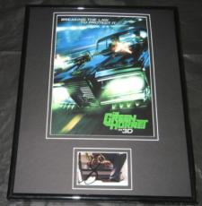 Seth Rogen Green Hornet Signed Framed 11x14 Photo Display