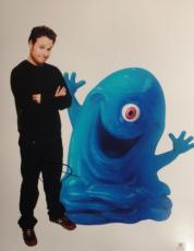 Seth Rogen Hand Signed Autographed 11x14 Photo Sexy Monsters VS Aliens GA756091