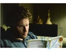 "SETH ROGEN ""KNOCKED UP"" Signed 10x8 Color Photo"
