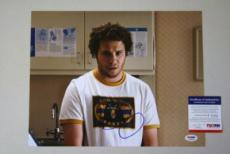 Seth Rogen Signed 40 Year Old Virgin 11x14 Photo Authentic Psa/dna #p53592