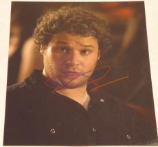 Seth Rogen Signed 8x10 Photo Authentic Autograph Superbad Comic Great Coa A