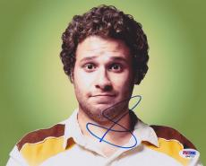 Seth Rogen SIGNED 8x10 Photo PSA/DNA AUTOGRAPHED