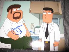 SETH ROGEN SIGNED AUTOGRAPH 8x10 PHOTO FAMILY GUY THE SIMPSONS COA IN PERSON E