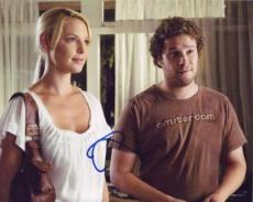 SETH ROGEN signed *KNOCKED UP* 8X10 photo W/COA *PROOF*