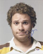 Seth Rogen Signed 'knocked Up' Ben Stone Psa/dna Coa