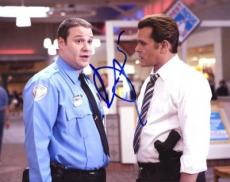 SETH ROGEN signed *OBSERVE AND REPORT 8X10 photo W/COA