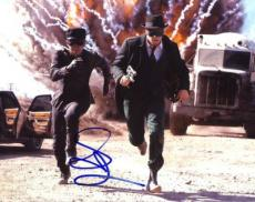SETH ROGEN signed *THE GREEN HORNET* 8X10 photo W/COA 1