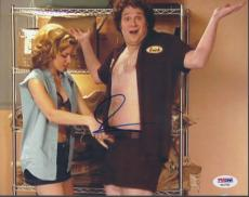 Seth Rogen Signed 'zack And Miri Make A Porno' 8x10 Photo Autograph Psa/dna Coa