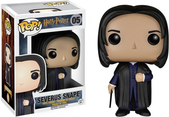 Severus Snape Harry Potter #05 Funko Pop!