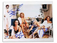 Sex and the City Cast Signed Autographed 8x10 Photo - 4 Sigs (PSA/DNA) #P48731