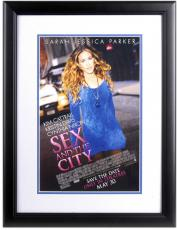 Sex and the City Framed 11x17 Movie Poster Print