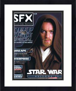SFX Magazine Collectors Edition 2002 Star Wars Episode II Hayden Christensen