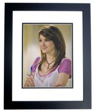 Shailene Woodley Signed - Autographed 11x14 Photo BLACK CUSTOM FRAME - Divergent Actress