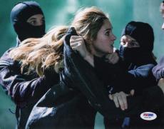 Shailene Woodley autographed Divergent Insurgent Tris 8x10 Photo PSA/DNA Y35765