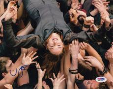 Shailene Woodley autographed Divergent Insurgent Tris 8x10 Photo PSA/DNA Y35767