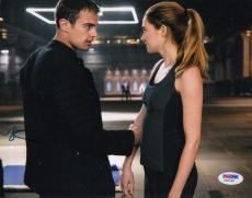 Shailene Woodley autographed Divergent Insurgent Tris 8x10 Photo PSA/DNA Y35769