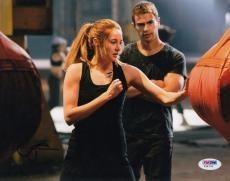 Shailene Woodley autographed Divergent Insurgent Tris 8x10 Photo PSA/DNA Y35770