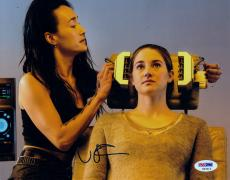 Shailene Woodley Signed 8x10 Photo w/PSA DNA Divergent Insurgent Tris Prior