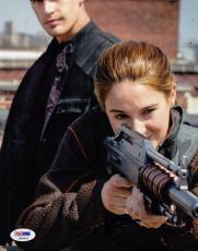 Shailene Woodley Signed 8x10 Photo w/PSA DNA Divergent Insurgent Tris Prior #7