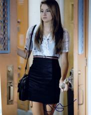 Shailene Woodley Signed 8x10 Photo w/COA Divergent The Descendants #1