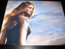 SHAILENE WOODLEY SIGNED AUTOGRAPH 8x10 PHOTO DIVERGENT PROMO IN PERSON COA AUTO