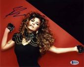 Shania Twain Autographed Signed 8x10 Photo Certified Authentic Beckett BAS COA