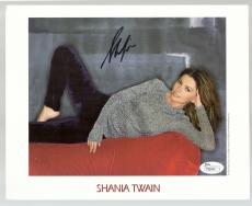 Shania Twain Signature Auto Autograph 8x10 Photo Jsa Certified Authentic  Rare