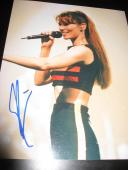 SHANIA TWAIN SIGNED AUTOGRAPH 8x10 PHOTO CONCERT DONT IMPRESS ME MUCH COA NY X7