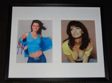Shania Twain Signed Framed 16x20 Photo Set JSA