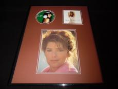 Shania Twain Signed Framed 16x20 Up CD & Photo Display JSA F