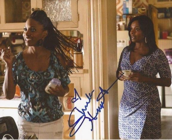 Shanola Hampton signed Shameless 8x10 photo Veronica Fisher autographed Proof 2