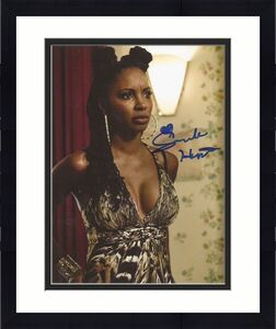 Shanola Hampton signed Shameless 8x10 photo Veronica Fisher autographed Proof 3