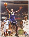 "Shaquille O'Neal Los Angeles Lakers Autographed 11"" x 14"" Photograph - Mounted Memories"
