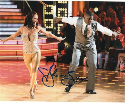 Sharna Burgess Signed Dancing With The Stars 8x10 Photo w/COA #1