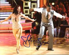 Sharna Burgess signed Dancing with the Stars 8x10 Photo w/COA #2